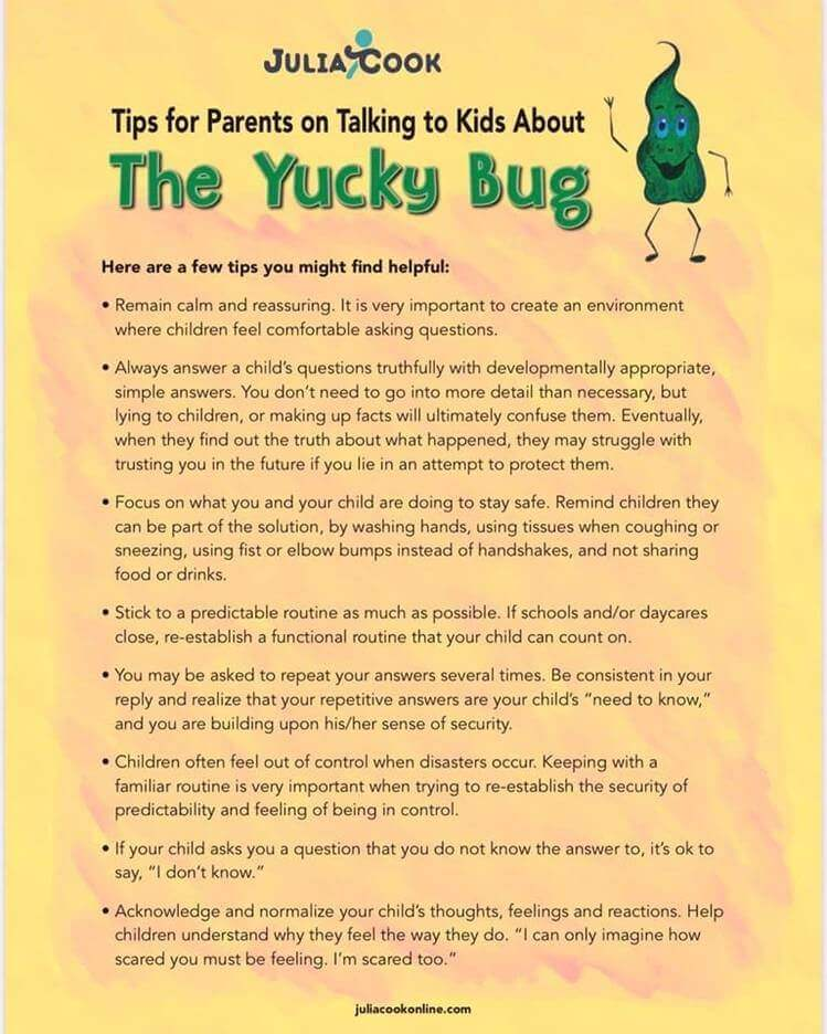 The Yucky Bug Page 1