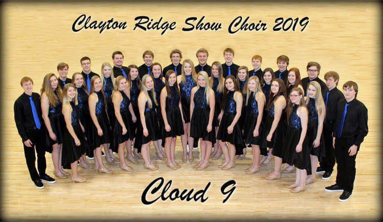 Show Choir Cloud 9 2019