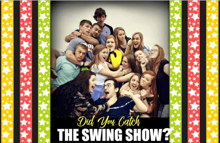 Swing Show Promotion