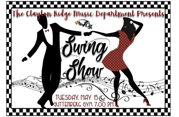 Swing Show Graphic
