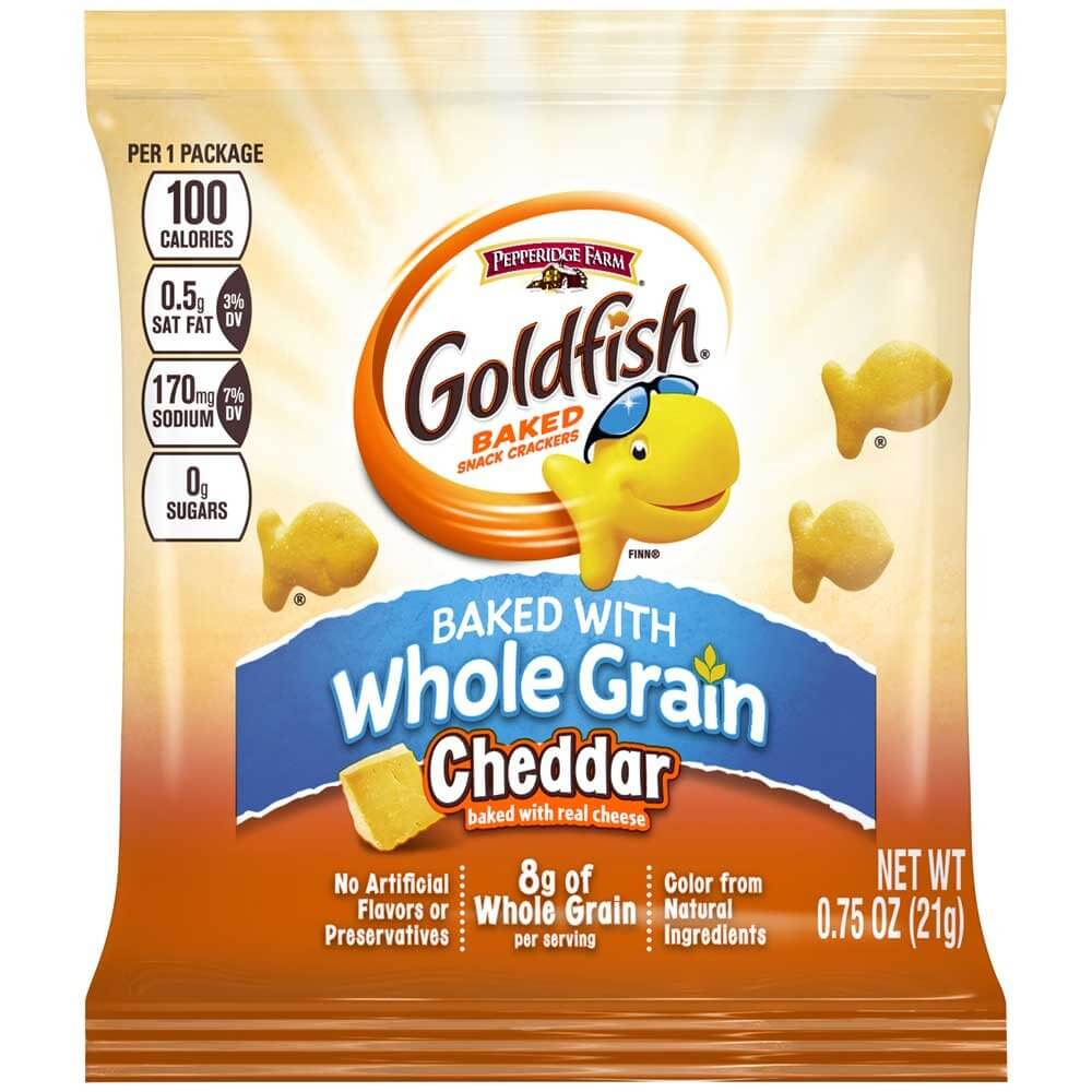 Goldfish Snack Bag