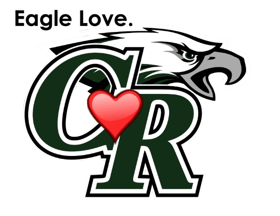 Eagle Love Clayton Ridge Graphic