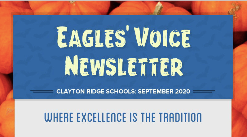 September Eagles' Voice
