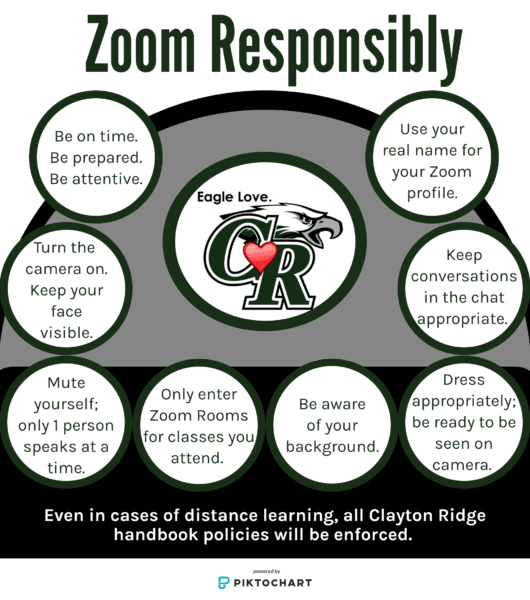 Zoom Responsibly