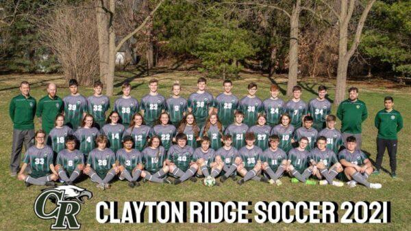 Clayton Ridge Soccer 2021