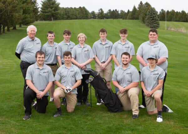 CR Boys' Golf 20-21
