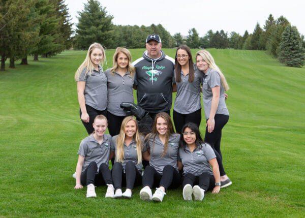 Girls' Golf 20-21