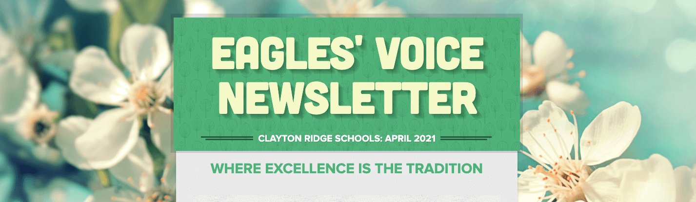 March Eagles' Voice