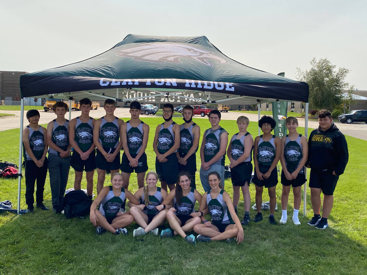 Eagles Cross Country 2020